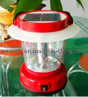 Solar Emergency Camping Light/Mobile Phone Charger