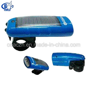 Solar LED Bicycle Light